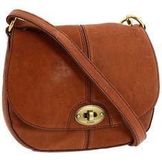 325c6aa5d177 Fossil Carson Flap Crossbody New Handbags