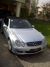 Mercedes Benz CLK Class 2006 for sale in Lahore