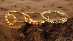 Sarah Brown Jewellery - Coastal Rings