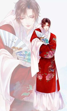 I dont know this is a girl or boy :v but she/he still pretty in chinese costume Manga Art, Manga Anime, Anime Art, Character Inspiration, Character Art, Character Design, Vocaloid, Chinese Opera, Handsome Anime Guys