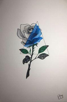 Julia ShinShin tattoo photo Shingreeva - Tattoo flowers with . - Julia ShinShin tattoo photo Shingreeva – Tattoo flowers with …, … # - Cool Art Drawings, Pencil Art Drawings, Art Drawings Sketches, Sketch Art, Easy Drawings, Drawing Ideas, Drawing Drawing, Drawing Skills, Drawing Tips