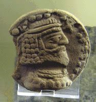 A Parthian king, perhaps Phraates IV Pergamon Museum, Berlin, Germany Source:
