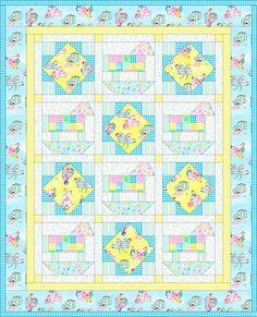 Quilt Magazine   Quilt Magazine » Blog Archive » Bundle of Joy