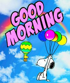 Good Morning Gift, Good Morning Snoopy, Good Morning Greetings, Good Morning Quotes, Snoopy Images, Snoopy Pictures, Snoopy Love, Snoopy And Woodstock, Good Morning In Spanish