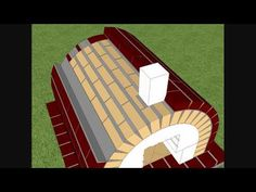 BrickWood Ovens - How to Build a Wood Fired Pizza Oven- Step 2 of 2