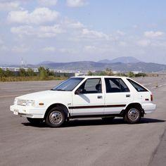 #응답하라 #현대자동차 #엑셀 #해치백 ! #등장 과 동시에 #베스트셀러 자리를 차지했던 엑셀입니다.  #Response #Hyundai_motor #Excel #hatch_back in the 80's! With the #appearance at the #same #time , Excel became the #best_seller .   #motor #car #old_car #memory #history #my_car #daily #drive #현차 #자동차 #올드카 #기억 #추억 #최고 #인기 #자동차그램
