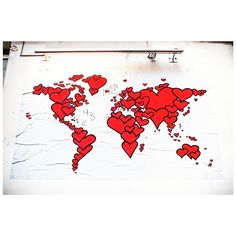 Worldwide Love ❤️🌎❤️🌎