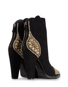BALMAIN rocking boots