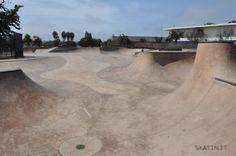 San Diego Memorial Skatepark (California, USA) #skatepark #skate #skateboarding #skatinit #skateparkreview