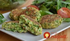 To je nápad! Salmon Burgers, Avocado Toast, Sprouts, Zucchini, Steak, Vegetables, Breakfast, Fit, Ethnic Recipes