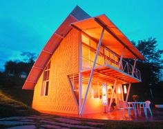 Casa Eugênia por Joao Diniz Arquitetura: Casas Moderno por JOAO DINIZ…