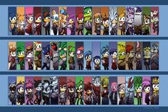 I searched Manic The Hedgehog and found Chip in the far right corner. :) <3
