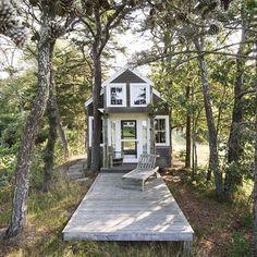 "Studio envy: @machadosilvetti creative Cape Cod retreat from ""Gardenista: The Definitive Guide to Stylish Outdoor Spaces."" #gardenistabook Matthew Williams"