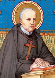 3/16: Saint Clement Mary Hofbauer (1751-1820) Redemptorist - The followers of the crucified Jesus should see only new possibilities opening up whenever they meet failure. Saint Clement encourages us to follow his example, trusting in the Lord to guide us.