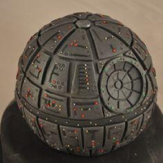 Stars Wars cake Death Star