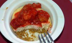 Tvarohový cheesecake do mističky
