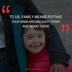 ''To us, Family means putting your arms around each other and being there.'' Check out the link in the bio for more family captions #Family #love #fun #friends #happy #kids #life #sister #baby #parenting #children #brother #me #moms #dads #mums #MommyMonday #motherhood #momlife #quote #quotes #quotegram #quoteoftheday #caption #captions #photocaption #FF #instafollow #l4l #tagforlikes #followback