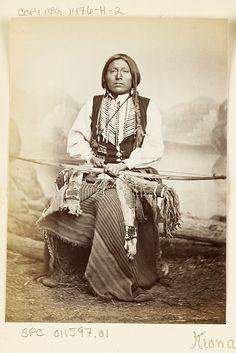Kiowa Brave. (Nye: 324-325; Belous/Weinstein: 33.)