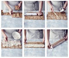 Voileipäkakku on juhlien himotuin herkku. Yllätä vieraat ja  kiepauta tällä kertaa voileipäkakku-kääretorttu.
