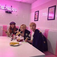 Triple H - Hyuna, E'Dawn e Hui