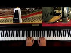 Alfred's Basic Adult Piano Level Page Beautiful Brown Eyes Beautiful Brown Eyes, Piano, Youtube, Pianos, Youtube Movies