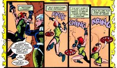 Female Furies | ... became a member of the deadly female furies when big barda deserted