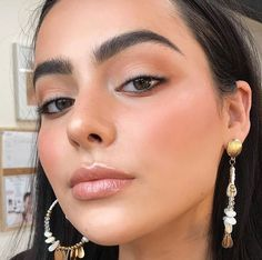 Gorgeous Makeup: Tips and Tricks With Eye Makeup and Eyeshadow – Makeup Design Ideas Makeup Goals, Makeup Inspo, Makeup Inspiration, Makeup Ideas, Makeup Tutorials, All Things Beauty, Beauty Make Up, Hair Beauty, Beauty Skin