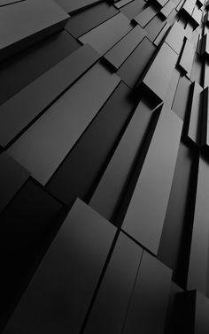 Exterior architecture facade texture 34 new Ideas Architecture Design, Architecture Classique, Facade Design, Wall Design, Black Architecture, Installation Architecture, Le Manoosh, Building Facade, Black Building