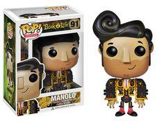 Figurine 'Pop'- Book of Life - Manolo