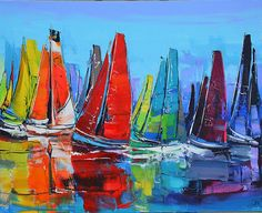 Above Art | Eric Le Pape «Яркие краски»