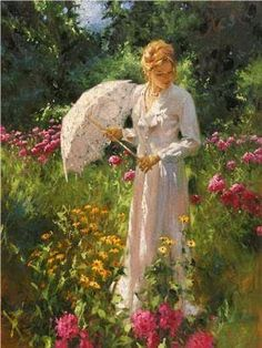 Richard S. Johnson, 1939 ~ Impressionist painter