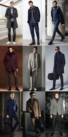 Add Depth To Your Autumn/Winter Outfits Through Tonal Ensembles Lookbook Inspiration