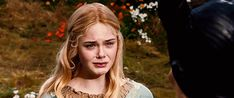 Lady Anna Haremwaithe -Elle fanning maleficent - Google Search