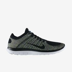 Nike Free 4.0 Flyknit Women's Running Shoe. Nike Store my new show but in purple! Latest color