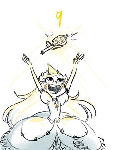 Star Vs The Forces Of Evil - Star Butterfly