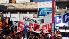 SITECH Federación reafirma la convocatoria a medida de fuerza para el jueves 6. Señala que es en reclamo por una recomposición acorde al nivel de inflación, así como por el cumplimiento de la sentencias judiciales.
