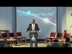 """""""A View From The Hill"""" message by Randy Skeete - YouTube"""