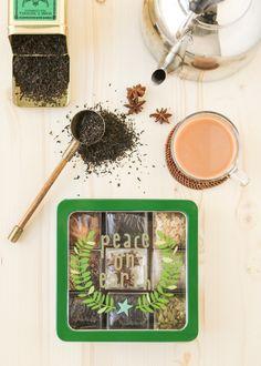 DIY: chai kit