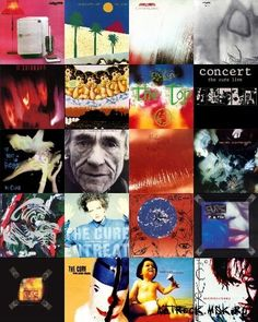 The Cure - Album Collection -----