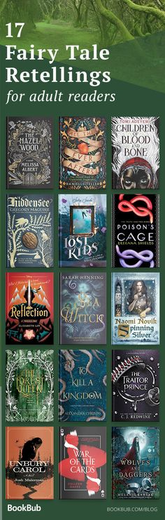 This is a reading list of books that are fairy tale retellings for adults and young adults. If you love the classics like 3 Little Pigs, Sleeping Beauty, and Cinderella you will love these story elements.
