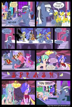 A Princess' Tears - Part 6 by MLP-Silver-Quill on deviantART