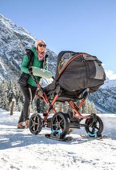 Wheeblades für Kinderwagen! Baby Carriage, Business Travel, Travel With Kids, Skiing, Baby Strollers, Children, Backpacking, Amanda, Globe