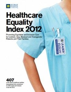 Equality index shows health care progress for LGBT patients