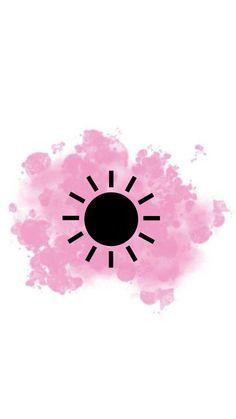 Verão  .. By Priscila Verssuti!!! Pink Instagram, Instagram Frame, Instagram Logo, Instagram Story Ideas, Cool Wallpapers For Phones, Cute Wallpapers, Cute Emoji Wallpaper, Iphone Wallpaper, Happy Birthday Mom Images