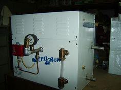 Steam Unit 10 Kw To 24 Kw
