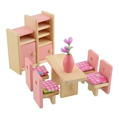Dreams-Mall® Wooden Doll House Furniture Set Toy for Baby Kids -Dinning Room Dreams-Mall http://www.amazon.com/dp/B011ZLXDMO/ref=cm_sw_r_pi_dp_DnMtwb006VFFE