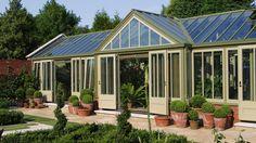 Greenhouse | Garden Rooms | Marston & Langinger
