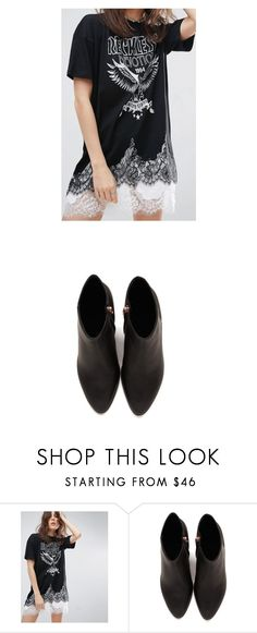 """Untitled #1174"" by laurie-egan on Polyvore featuring ASOS and Alexander Wang"