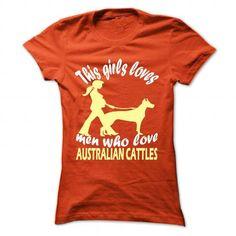 This girl loves men who love Aussie Cattles - #hoodie diy #sudaderas hoodie. CHEAP PRICE => https://www.sunfrog.com/Pets/This-girl-loves-men-who-love-Aussie-Cattles-Orange-48912659-Ladies.html?68278