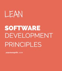 Management information systems 9780136093688 kenneth c laudon lean software development principles project manager life httpprojectmanagerlife fandeluxe Gallery